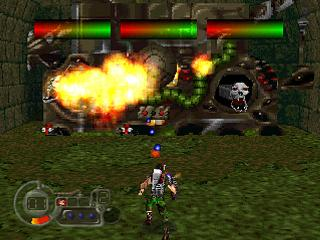 Screenshot Thumbnail / Media File 1 for C - The Contra Adventure [U]